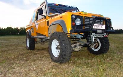 Land Rover by Technoland – Preparazioni – Kit di astuzie per non fermarsi