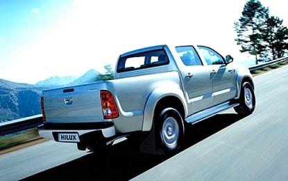 Toyota Hilux DC 3.0 D-4D A/T – Nella scala dei valori gioca al RIALZO