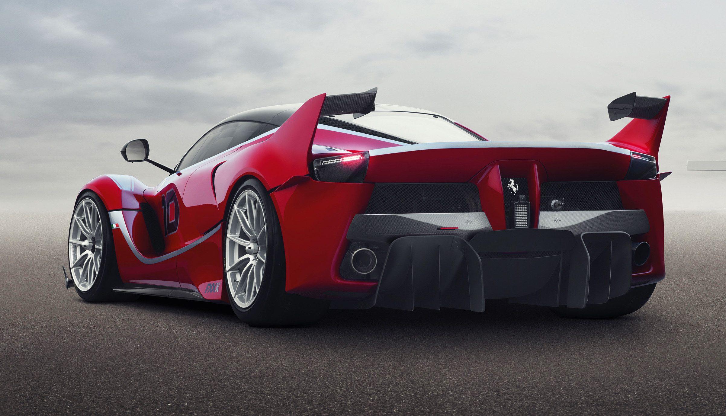 Ferrari Fxx K Ibrida Estrema Per Credere A Una Nuova Via