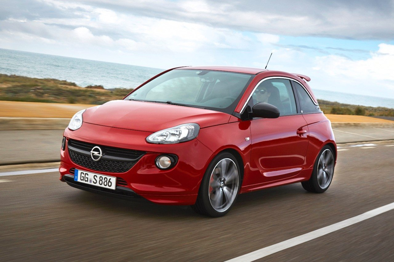 opel adam s l elegante bolide tascabile motorage new generation. Black Bedroom Furniture Sets. Home Design Ideas