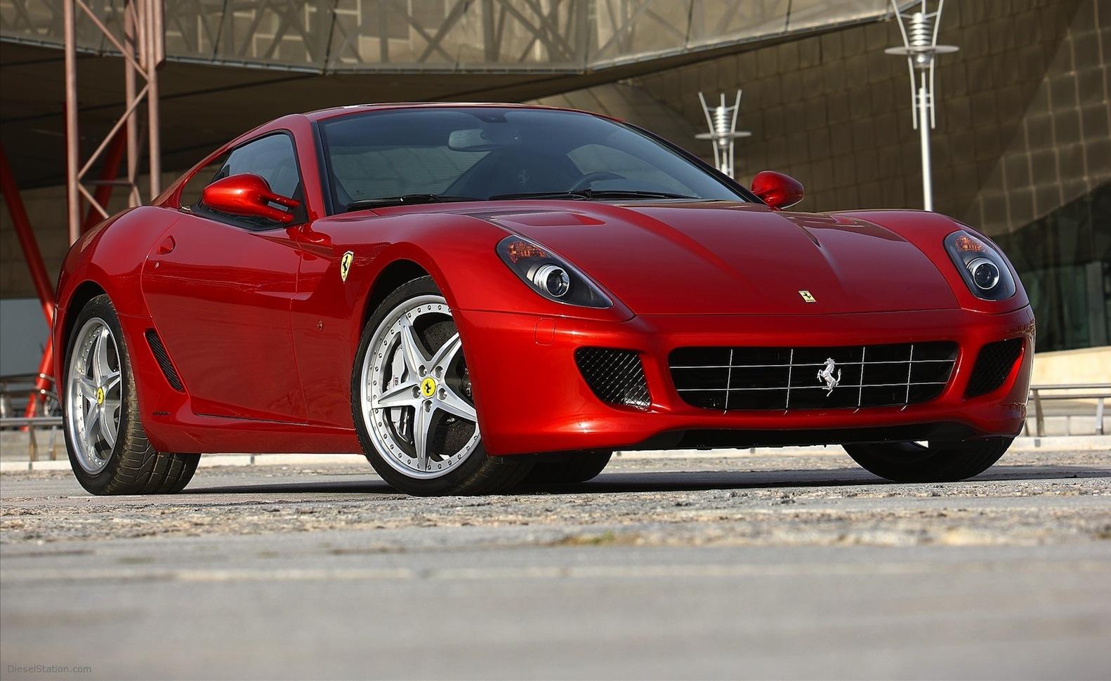 Ferrari 599 Gtb Fiorano Usata E Il Boom Motorage New Generation