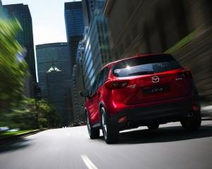 Mazda CX-5 – superata quota un milione