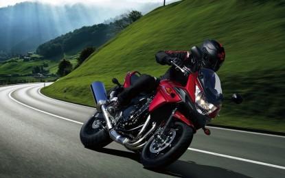 Suzuki BANDIT 1250S ABS: Sport tourer agile