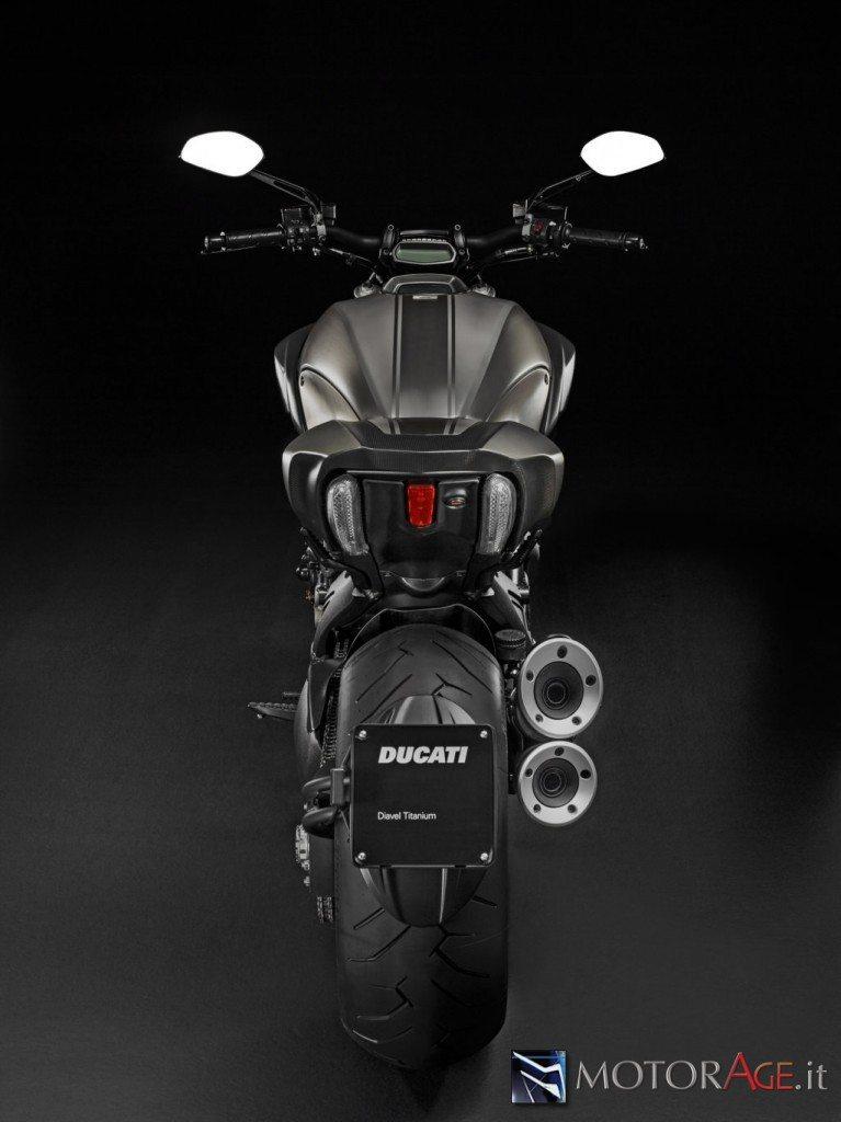 Ducati Diavel Titanium: Instant classic MotorAge New