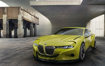 BMW 3.0 CSL Hommage – la storia continua