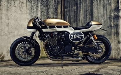 "Yamaha Special: Yard Built XJR1300 "" Dissident """