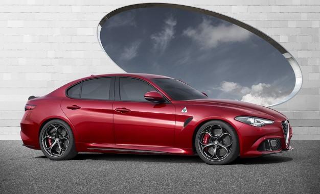 Alfa Romeo Giulia, una vera Alfa con la bellezza necessaria
