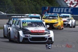 AUTOMOBILE: MOSCOW RACEWAY - RACE OF RUSSIA - WTCC-05/06/2015 A 07/06/2015