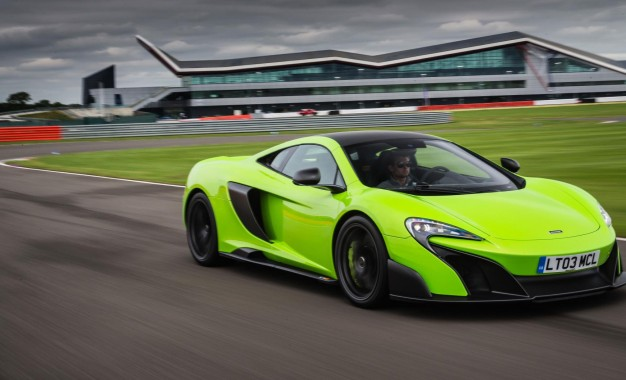 McLaren 675LT – Sold out