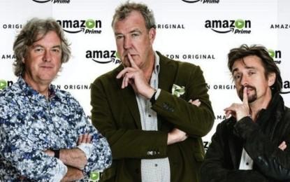 """Jeremy Clarkson e soci: """"si ricomincia a con Amazon"""""""