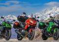 Tre Kawasaki – un solo cuore
