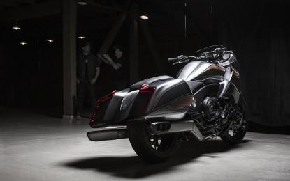BMW Concept 101 – American dream sei pistoni