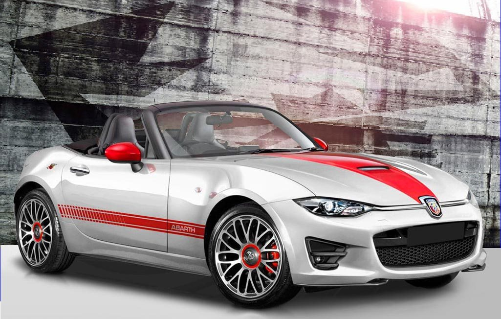 fiat 124 spider confermata anche abarth motorage new generation. Black Bedroom Furniture Sets. Home Design Ideas