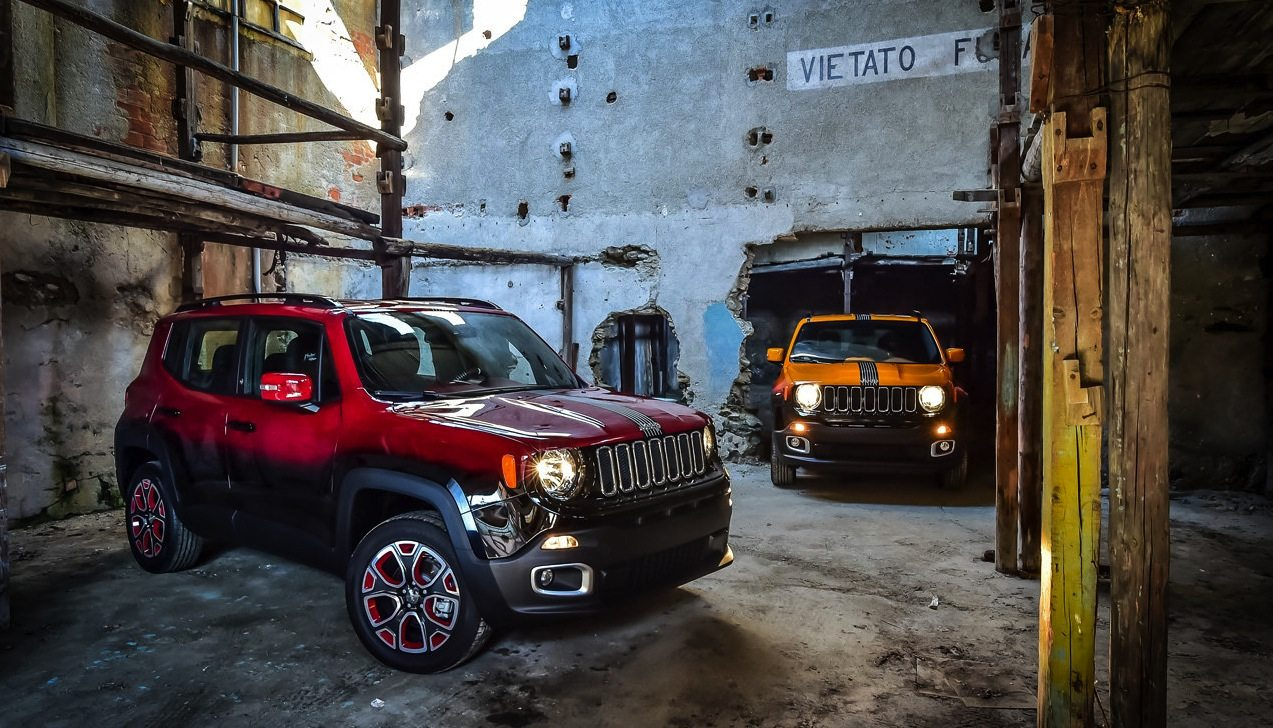 Jeep renegade by garage italia customs motorage new for Garage jeep nantes