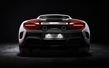McLaren: seconda generazione Super Series con telaio Monocage II