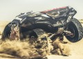 "Peugeot 2008 DKR evoluzione "" + "" – test seri al Silk Road Rally in Cina"