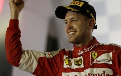 30 anni: Buon compleanno Vettel ! – I numeri che contano