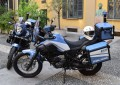 Yamaha – La Polizia sale in sella
