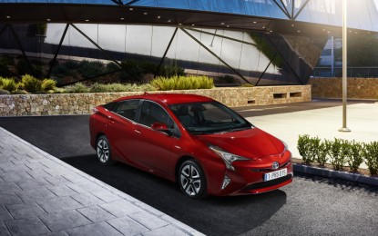 Toyota Prius – Ottima la quarta
