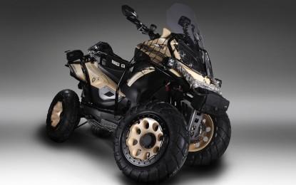 Big Q – mobilità alternativa ma più adventure