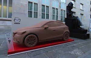 Mazda2-sensoriale