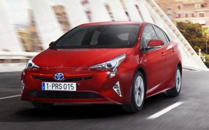 Toyota Prius : più  stile e non solo
