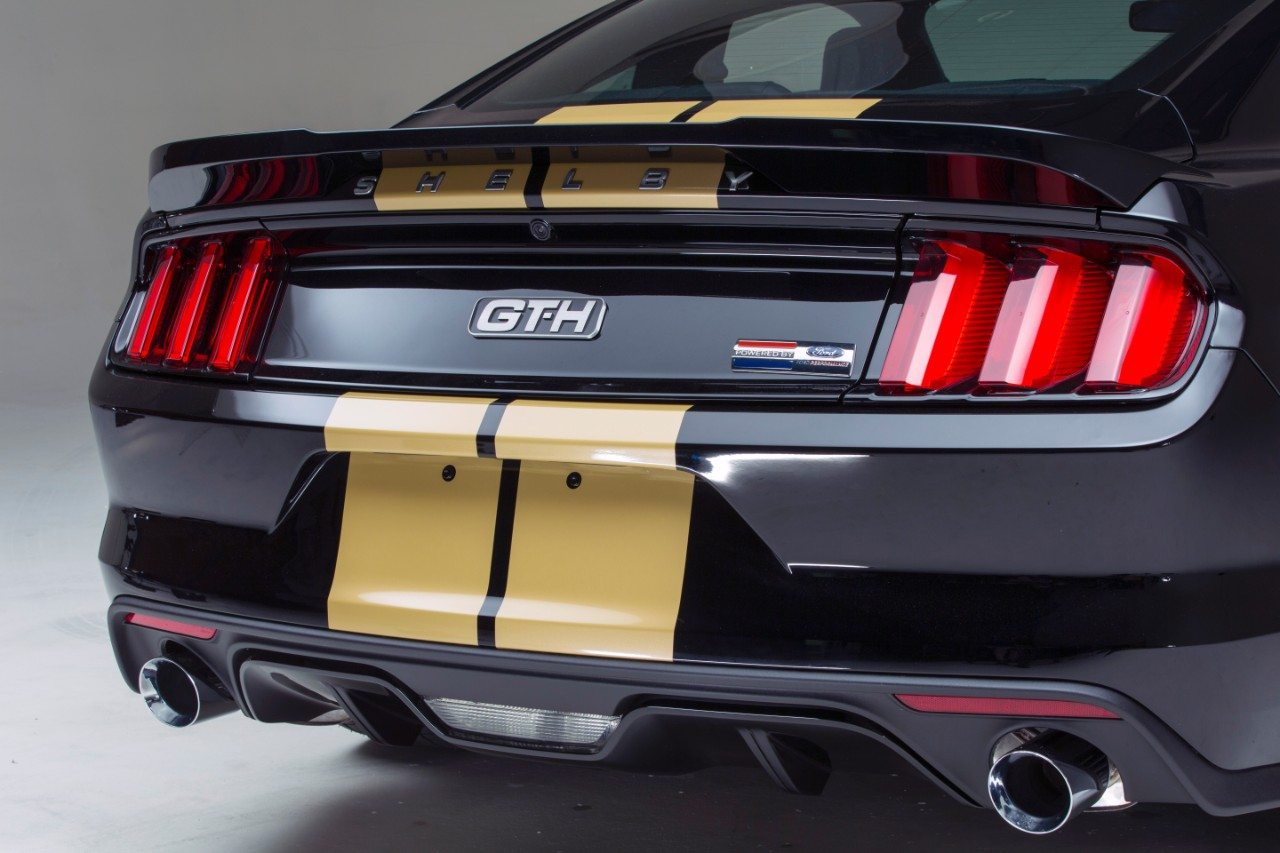 Ford Shelby GTH 2016 15
