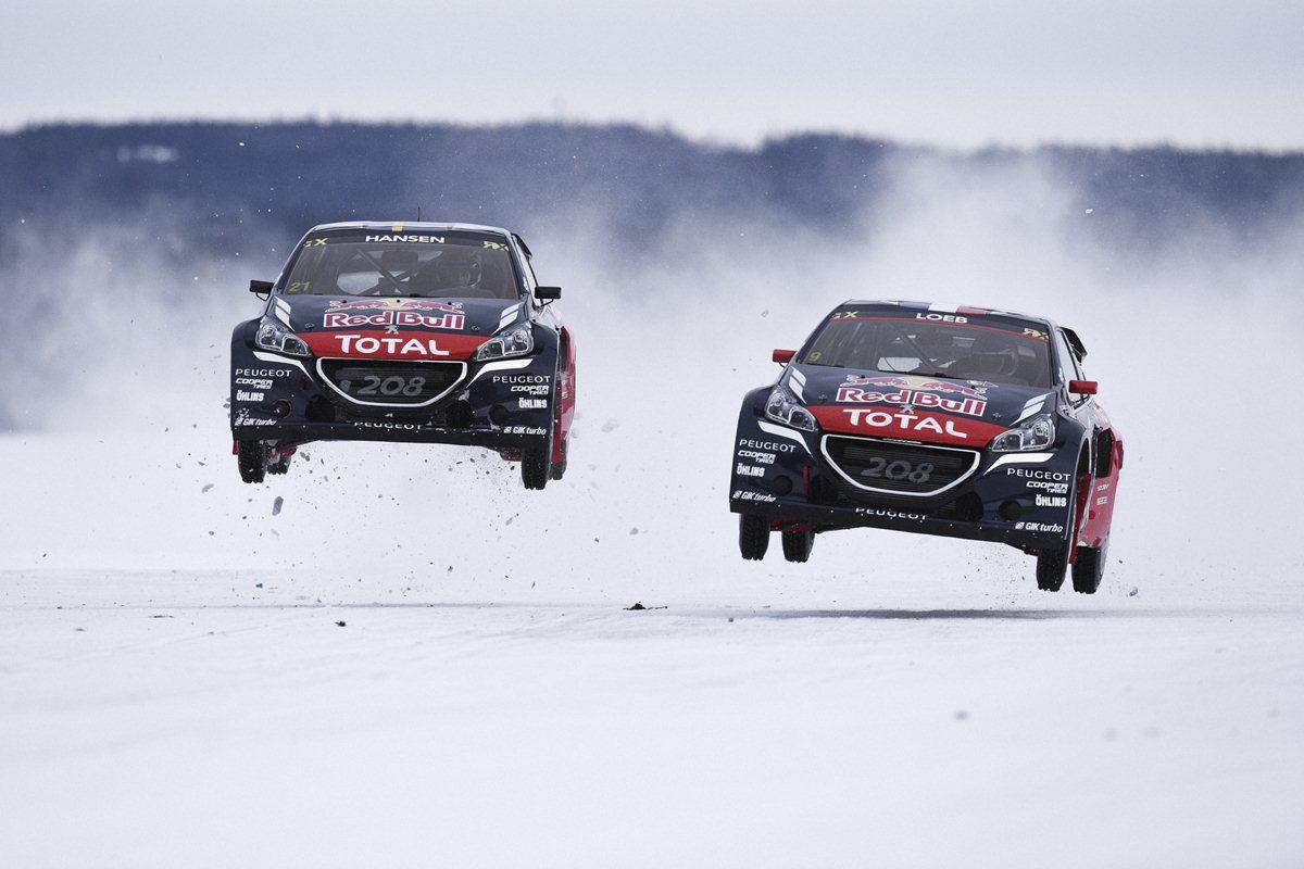 Peugeot wrx rx Loeb 37