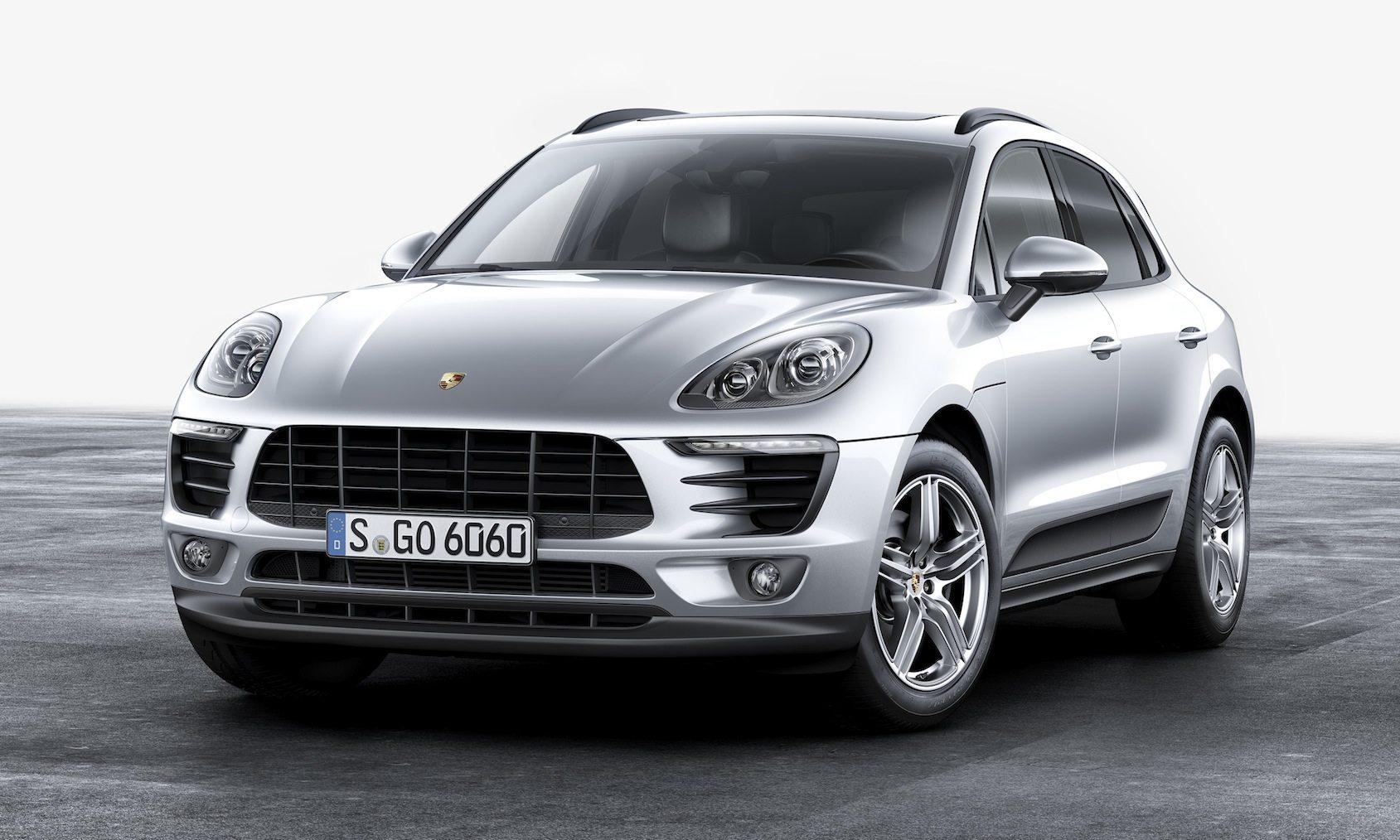 Porsche Macan con motore turbo 2 litri: il prezzo dell'entry level