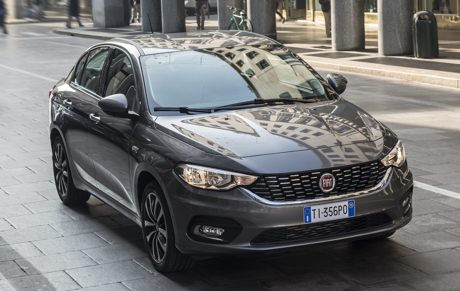fiat tipo 1 6 multijet 120 cv test su strada. Black Bedroom Furniture Sets. Home Design Ideas