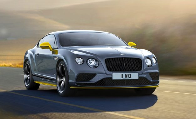 Bentley Continental GT Speed : da Crewe con furore