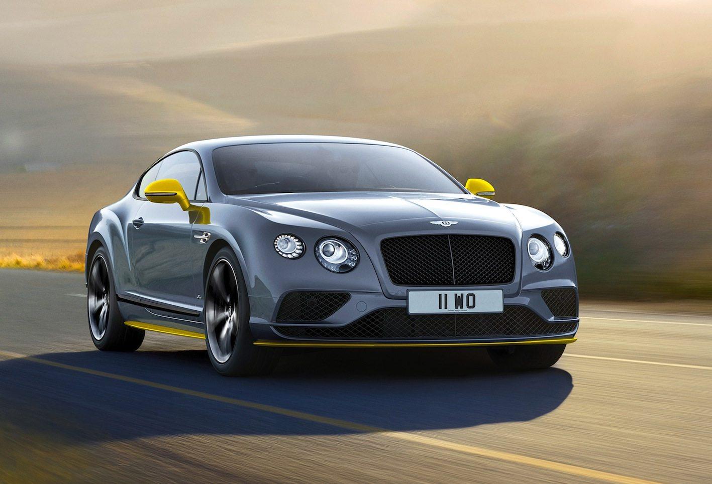 Bentley Continental GT Speed : esclusività e prestazioni