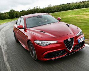 Alfa Romeo Giulia Quadrifoglio : c'è molta Ferrari nel motore
