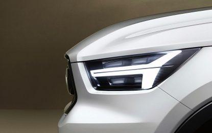 Volvo XC40 – Svelati i primi dettagli