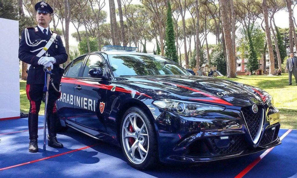 Alfa Romeo Stelvio Giulia Quadrifoglio NRING editions