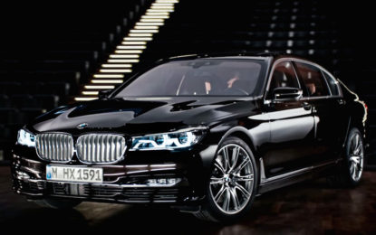 BMW Individual Serie 7 The Next 100 Years : prestigio assoluto
