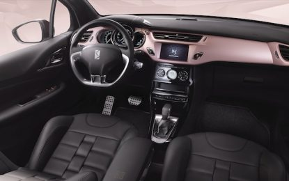 DS 3 Givenchy e 108 declinate al femmiile