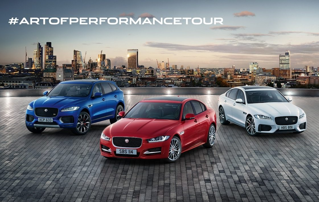 Jaguar image_Art of Performance Tour