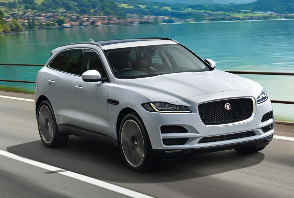 jaguar f pace e maserati levante con i v6 3 0 turbodiesel. Black Bedroom Furniture Sets. Home Design Ideas