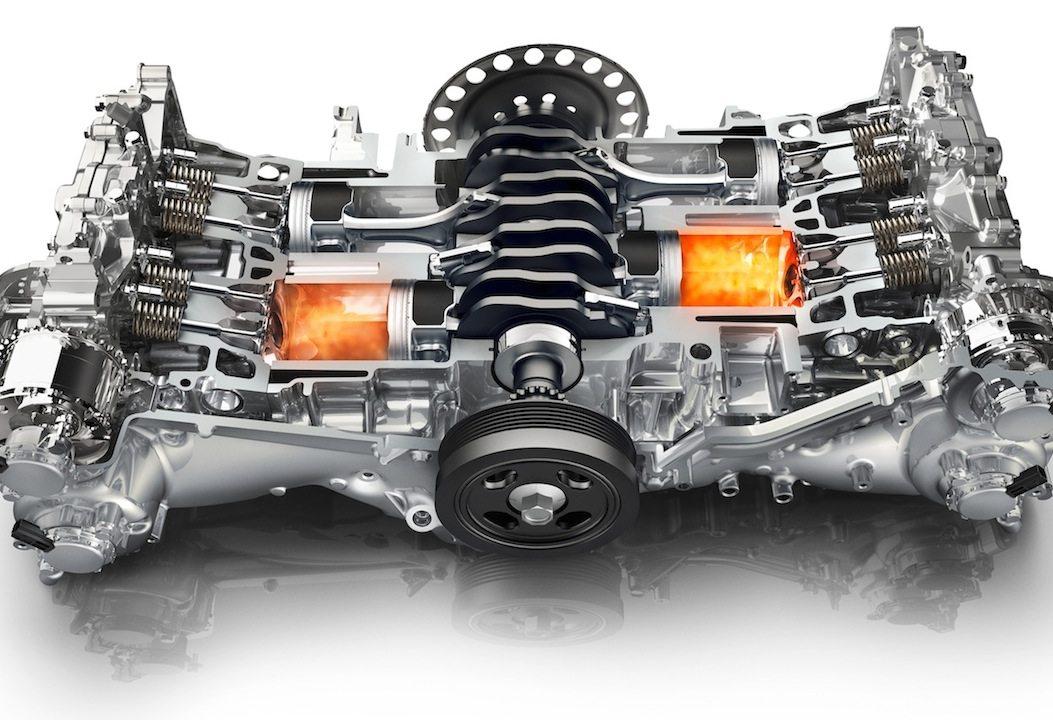 Il Motore Boxer Subaru Compie 50 Anni Motorage New