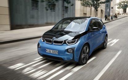 BMW i3 amplia gamma e alza l'autonomia