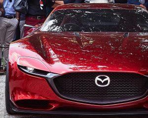 Mazda RX Vision : il debutto