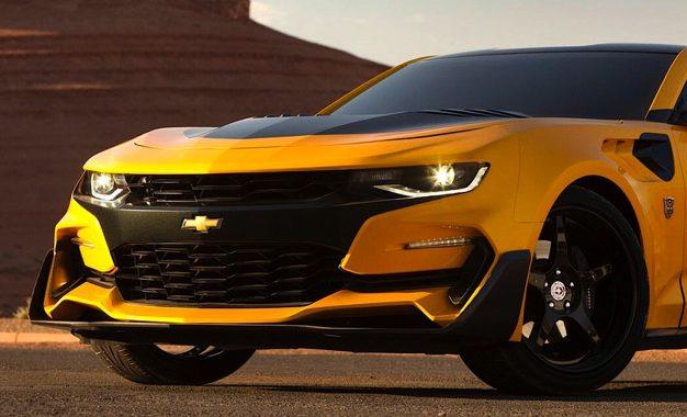 Transformers 5 : una nuova Camaro