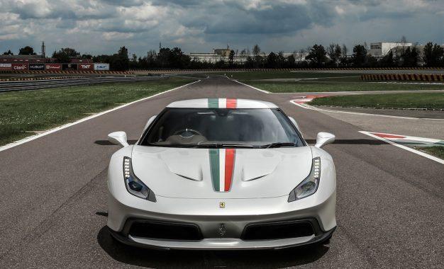 Ferrari 458 MM Speciale: l'ultima One-Off da Maranello