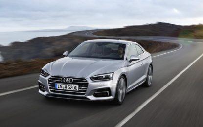 Nuova Audi A5 Coupé : nel segno della continuità