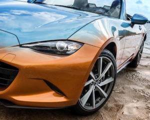 """Mazda MX-5 Levanto by GIC : alto artigianato in chiave """"surfer"""""""