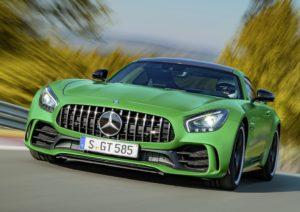 AMG GT R 2016