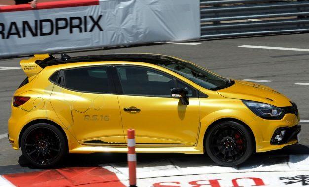 Renault Sport Clio RS16 : 271 CV di furore