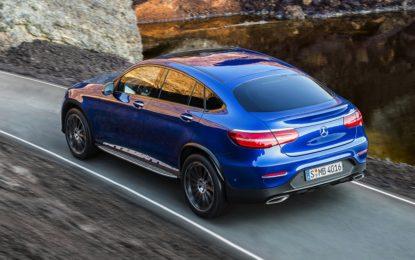 Mercedes-Benz GLC 250 d 4MATIC Coupé: incontro tra due mondi