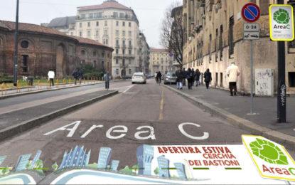 Area C Milano: ticket free dall'8 al 19 agosto